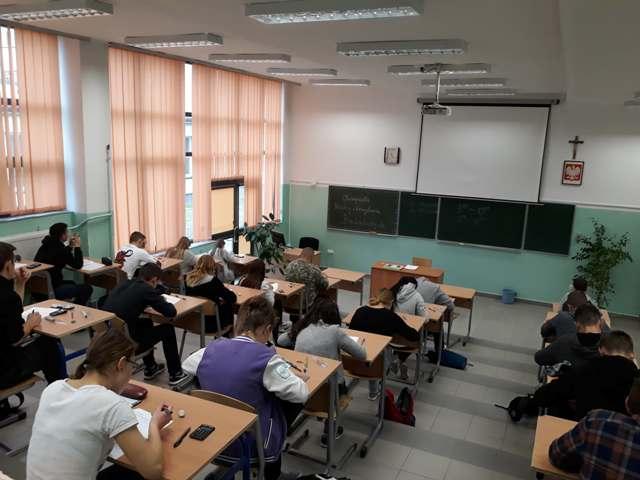 Oglądasz fotografię z artykułu: XXXII Olimpiada Wiedzy i Umiejętności Budowlanych - etap szkolny