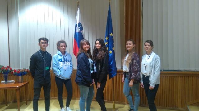 Oglądasz fotografię z artykułu: Kolejny dzień pobytu w Słowenii