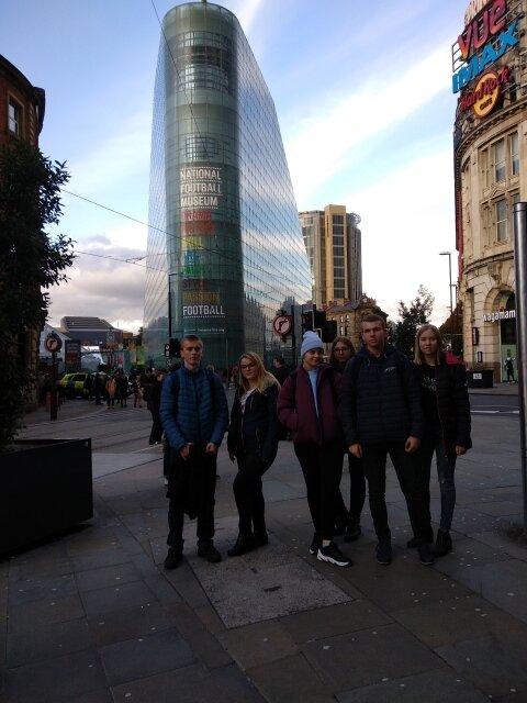 Oglądasz fotografię z artykułu: Mobilność do Anglii