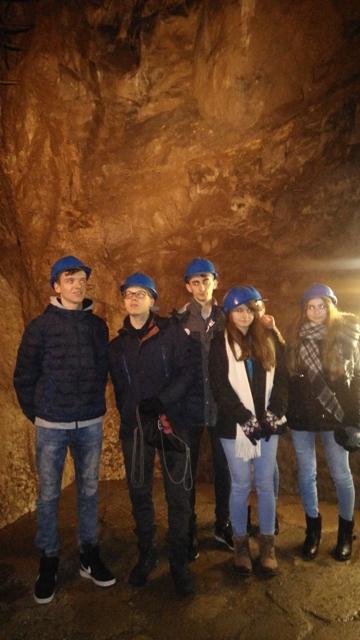Oglądasz fotografię z artykułu: Speedwell Cavern