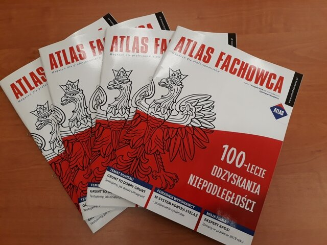 Oglądasz fotografię z artykułu: Obchody 100 - lecia odzyskania niepodległości  razem z ATLASEM