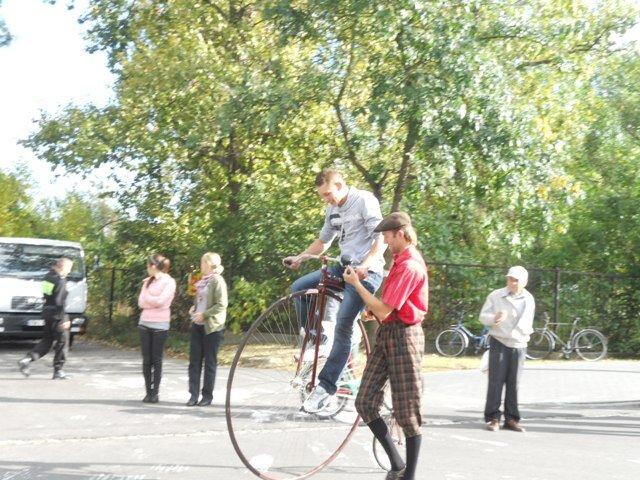 Oglądasz fotografię z artykułu: Bicykle