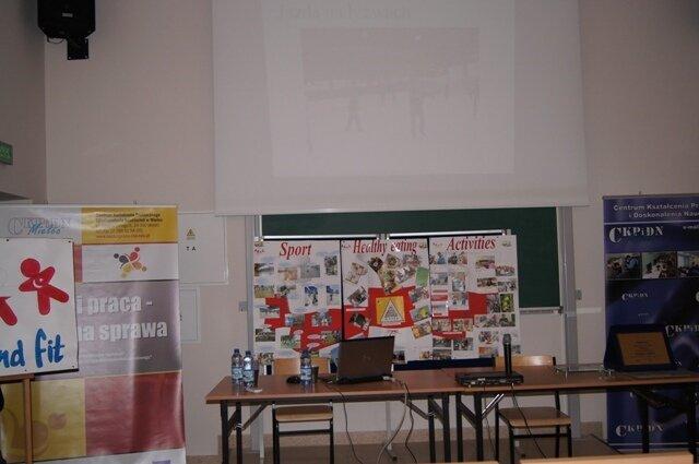 Oglądasz fotografię z artykułu: Prezentacja efektów projektu 'schlank und fit'