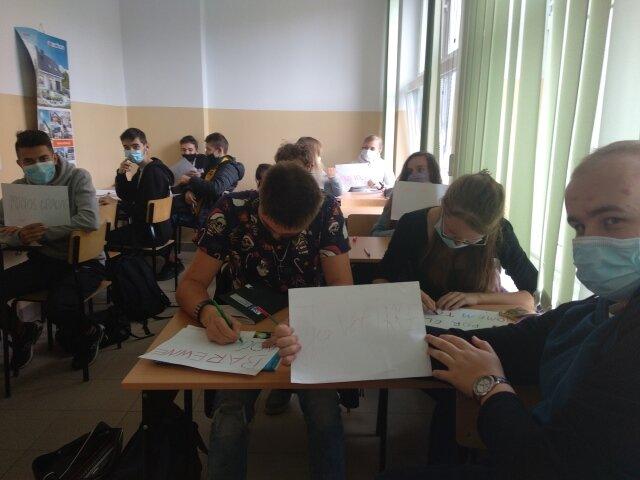 Oglądasz fotografię z artykułu: Podsumowanie Europejskiego Dnia Języków Obcych