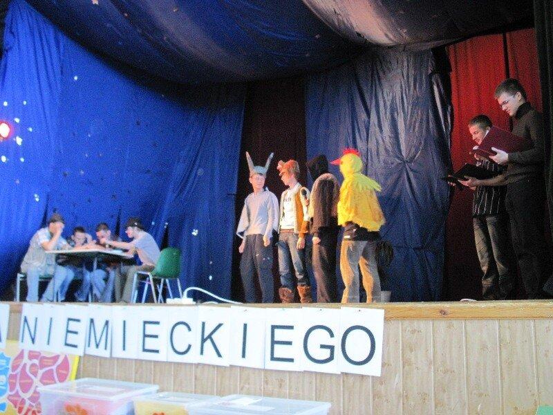 Oglądasz fotografię z artykułu: Dzień Języka Niemieckiego 2010