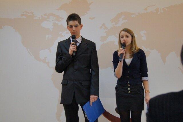Oglądasz fotografię z artykułu: V Dzień Języka Niemieckiego