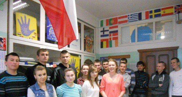 Oglądasz fotografię z artykułu: Das Deutsch Diktat po raz trzeci w ZSB