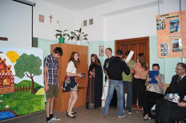 Oglądasz fotografię z artykułu: Dzień Comenius