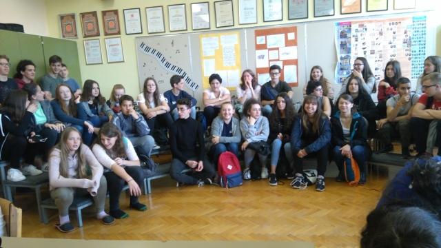 Oglądasz fotografię z artykułu: Erasmus + The Bridge