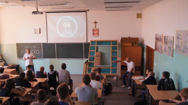 Oglądasz fotografię z artykułu: Szkolenia Fakro
