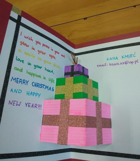 Oglądasz fotografię z artykułu: Kartki Świąteczne