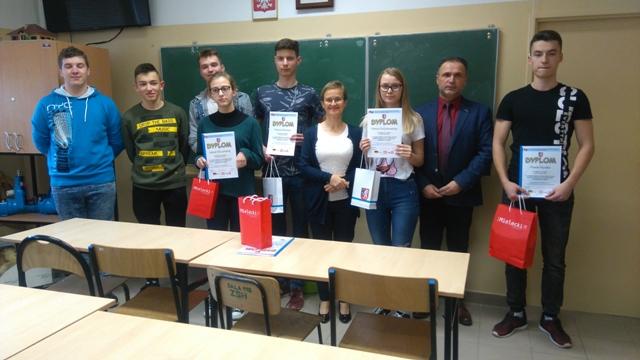 Oglądasz fotografię z artykułu: Powiatowy Konkurs Języka Niemieckiego
