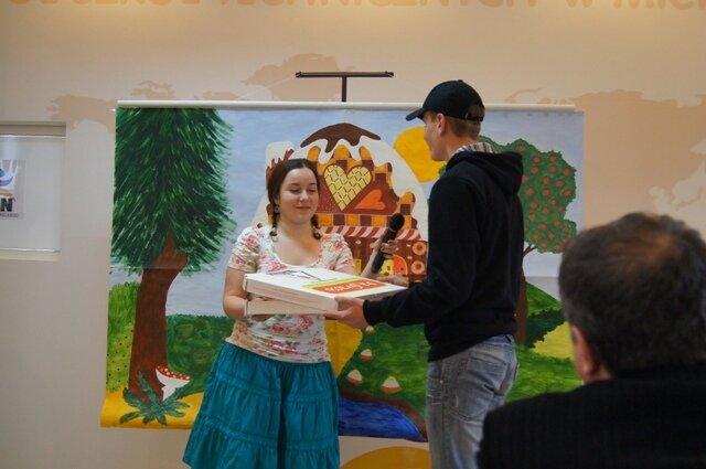 Oglądasz fotografię z artykułu: Laureat konkursu ort ograficznego z j. niemieckiego