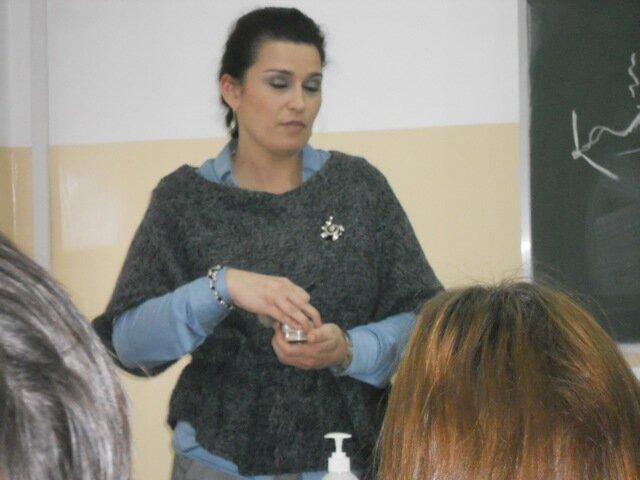 Oglądasz fotografię z artykułu: Spotkanie z kosmetyczką