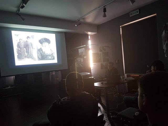 Oglądasz fotografię z artykułu: Muzealna lekcja historii o diasporze żydowskiej