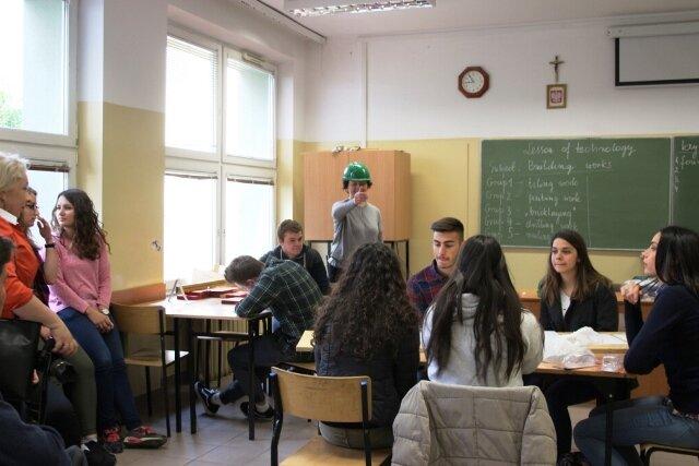 Oglądasz fotografię z artykułu: Międzynarodowa lekcja zawodowa