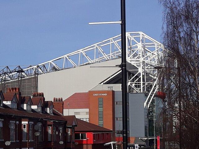 Oglądasz fotografię z artykułu: Wycieczka do Manchesteru