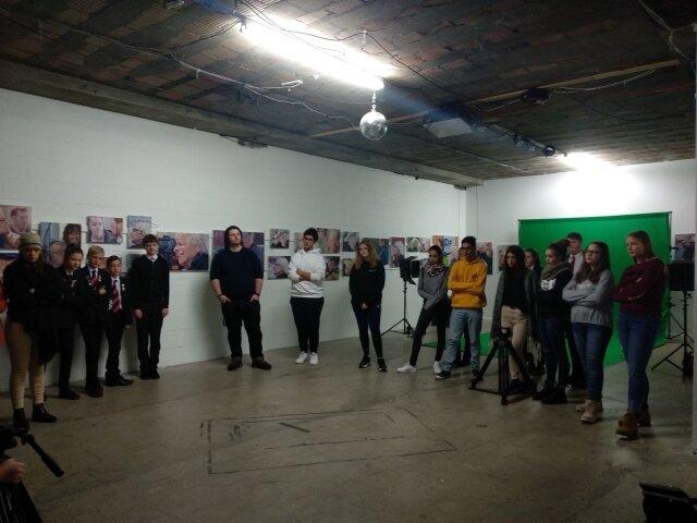 Oglądasz fotografię z artykułu: Warsztaty filmowe w Newcastle