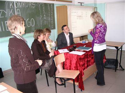 Oglądasz fotografię z artykułu: Konkurs języka niemieckiego 7.03.2007r. (pisemny)