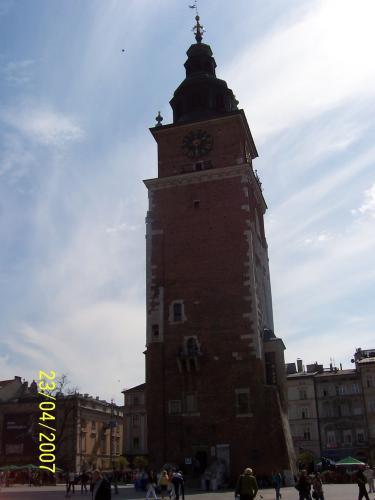 Oglądasz fotografię z artykułu: Pielgrzymka Częstochowa-Kraków