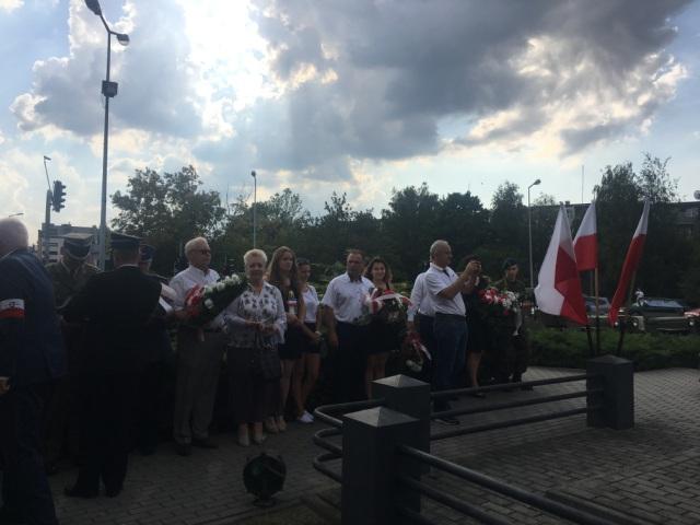 Oglądasz fotografię z artykułu: Powstanie Warszawskie 74 rocznica