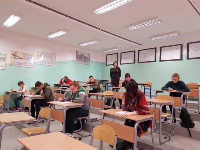 Oglądasz fotografię z artykułu: Konkurs Wiedzy 'Poznaj Prawo budowlane' Etap szkolny - rozstrzygnięty