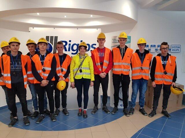 Oglądasz fotografię z artykułu:  RIGIPS Saint-Gobain w Szarbkowie