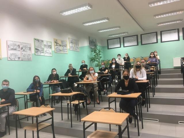 Oglądasz fotografię z artykułu: Rozpoczęcie roku szkolnego 2020/21
