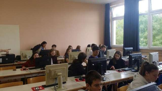 Oglądasz fotografię z artykułu: Projekt Erasmus+