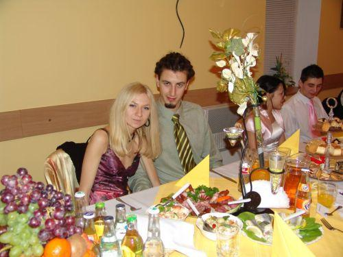 Oglądasz fotografię z artykułu: Studniówka 2007