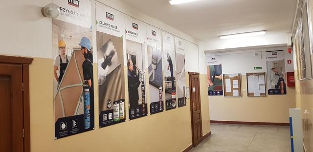 Oglądasz fotografię z artykułu: Nowe tablice edukacyjne marki Tytan Professional