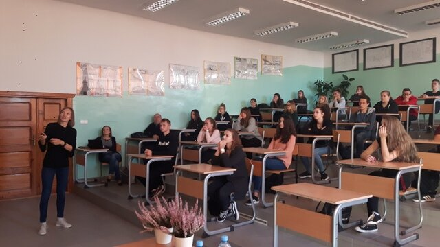 Oglądasz fotografię z artykułu: Innowacyjna lekcja z przedmiotów zawodowych