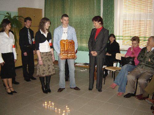 Oglądasz fotografię z artykułu: Wieczornica ku czci żołnierzy Armii Krajowej