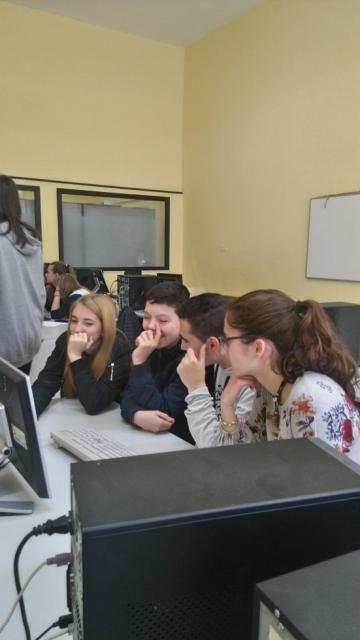 Oglądasz fotografię z artykułu: Uczniowie ZSB we Włoszech