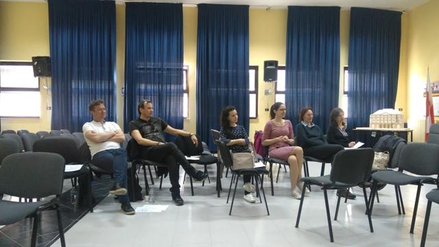 Oglądasz fotografię z artykułu: Międzynarodowe szkolenie.