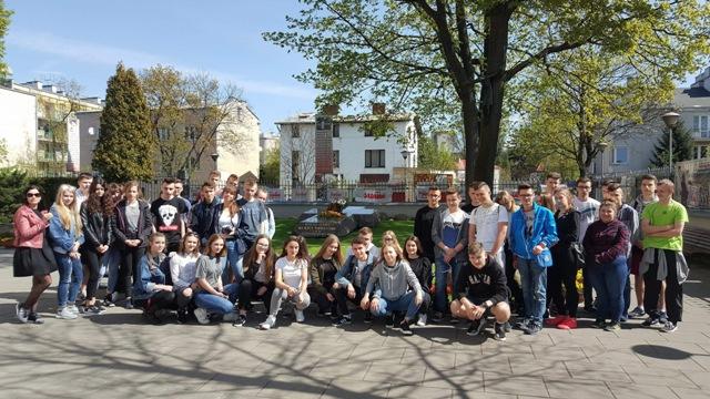 Oglądasz fotografię z artykułu: Architekci i geodeci zwiedzali Warszawę