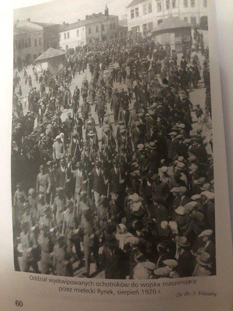 Oglądasz fotografię z artykułu: Wykład z okazji 100-ej rocznicy Bitwy Warszawskiej