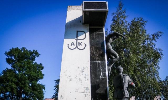 Oglądasz fotografię z artykułu: Pamiętamy ! rocznica wybuchu Powstania Warszawskiego