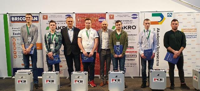 Oglądasz fotografię z artykułu: Turniej Budowlany 'Złota Kielnia' 2020